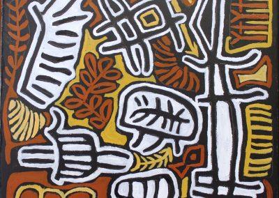 Rock Art Panel458