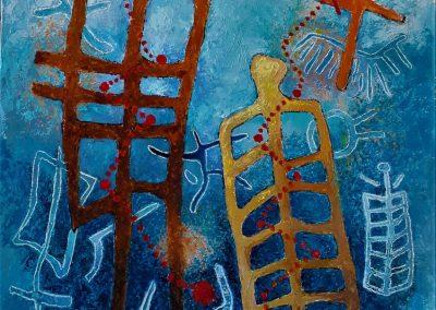 Ladder People 659