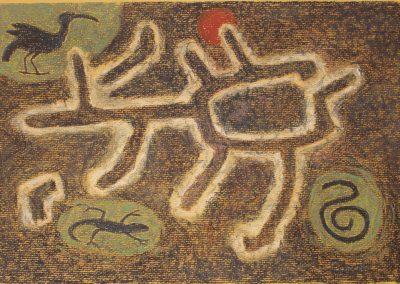 Hadeda, Lizard, Snake