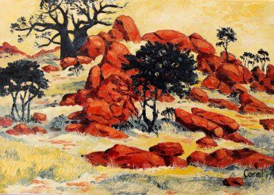 Red Rocks 456