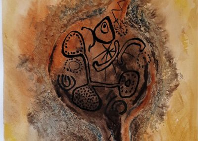 Embryo of Human Creativity 694